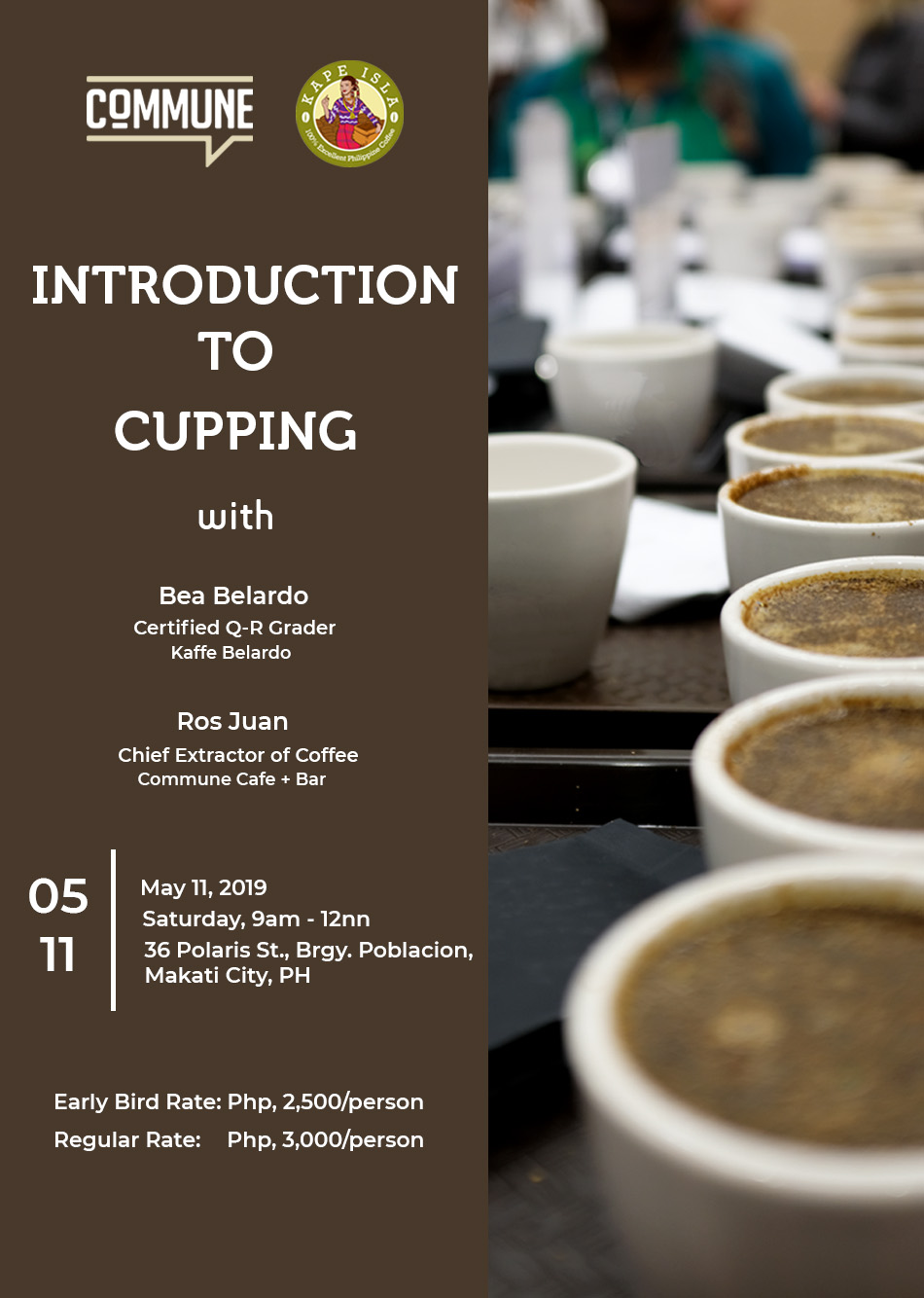 Introduction to Coffee Cupping