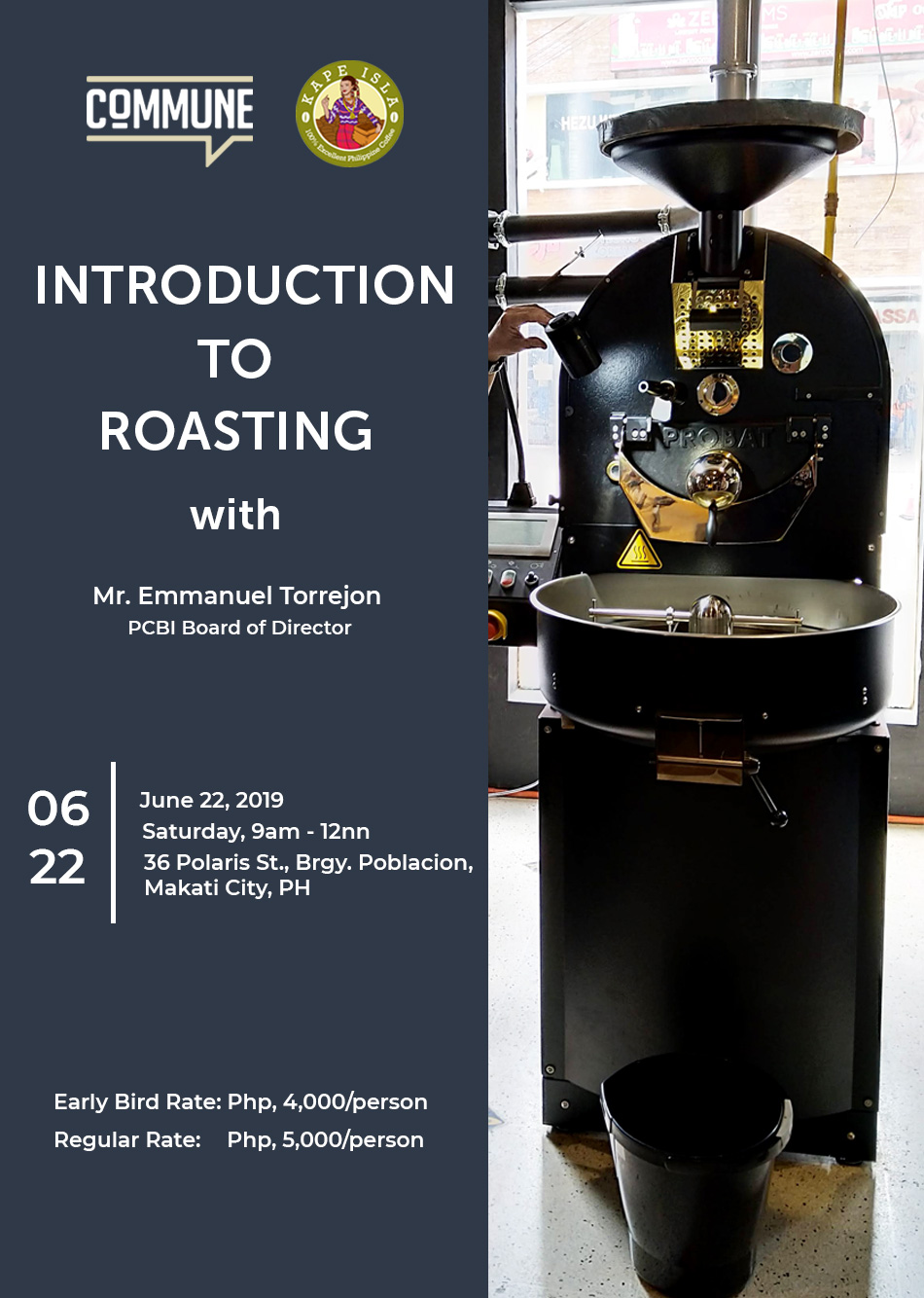 Introduction to Roasting