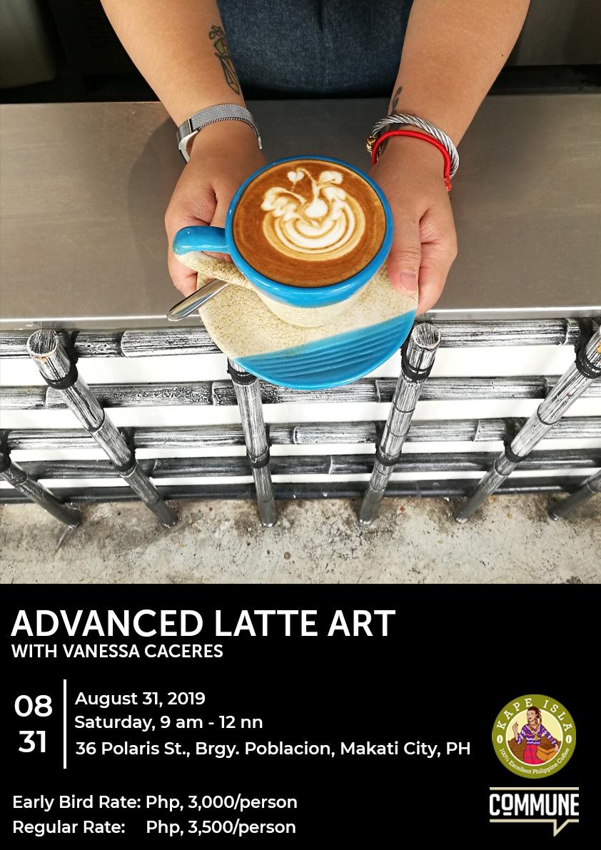 Coffee University: Advanced Latte Art