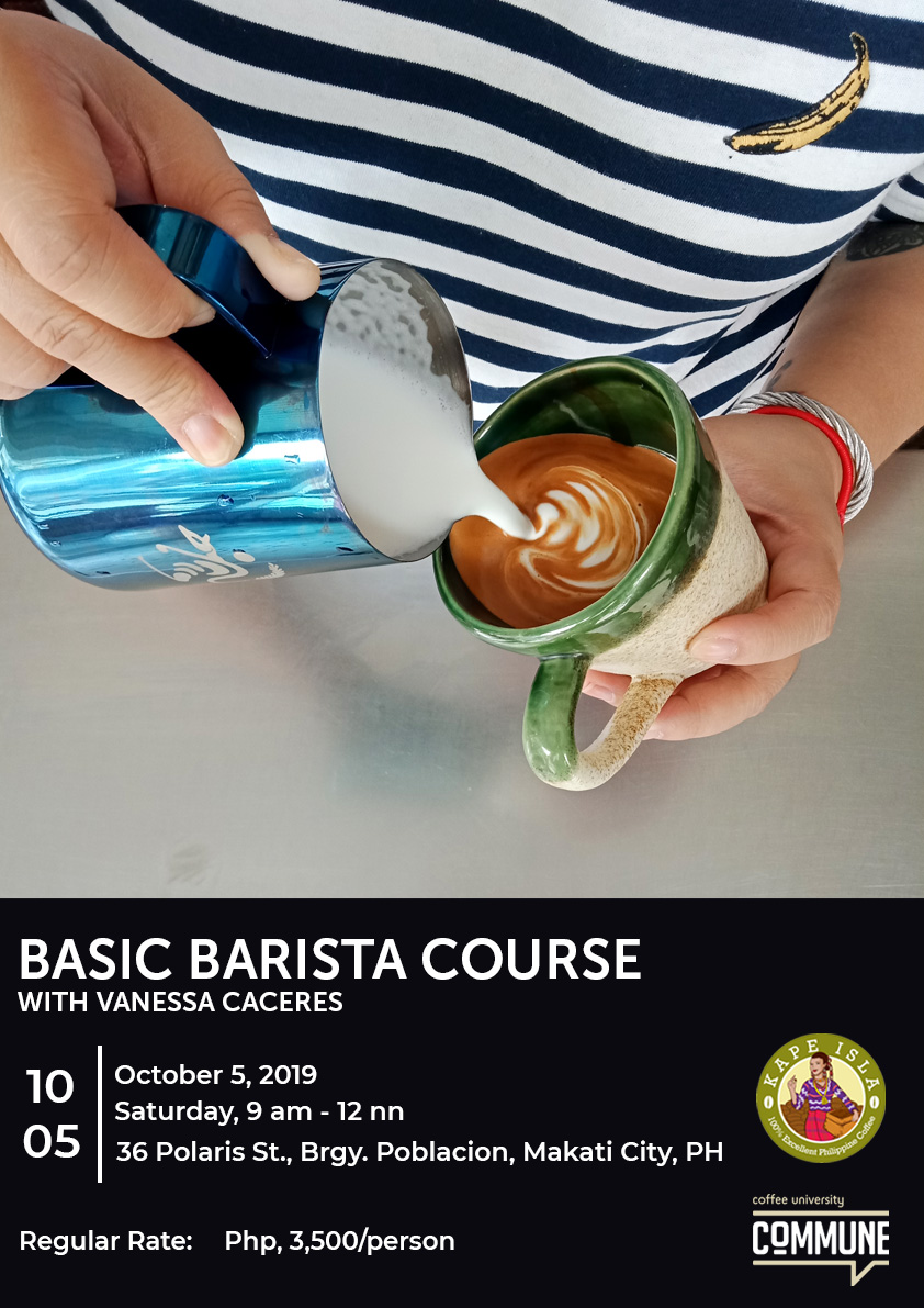 Coffee University: Basic Barista Course